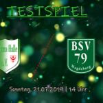 Saalestadt gegen Elbestadt